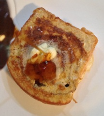 Tiny Kitchen Cinnamon French Toast