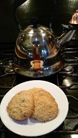 Date-Oatmeal Cookies